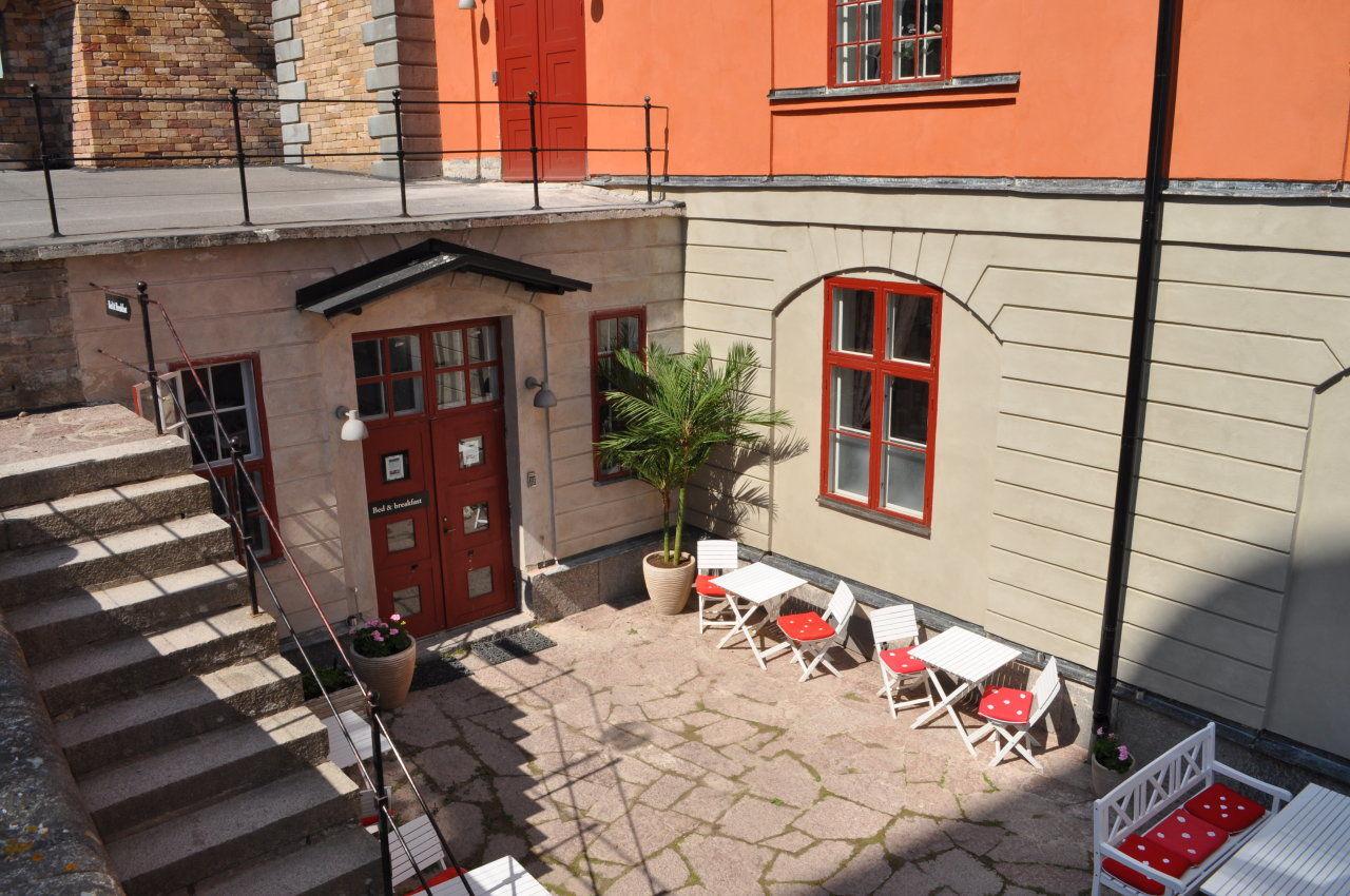 Vaxholms Kastell i Stockholm