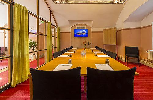 Huvudskar konferenslokal på Kastellet