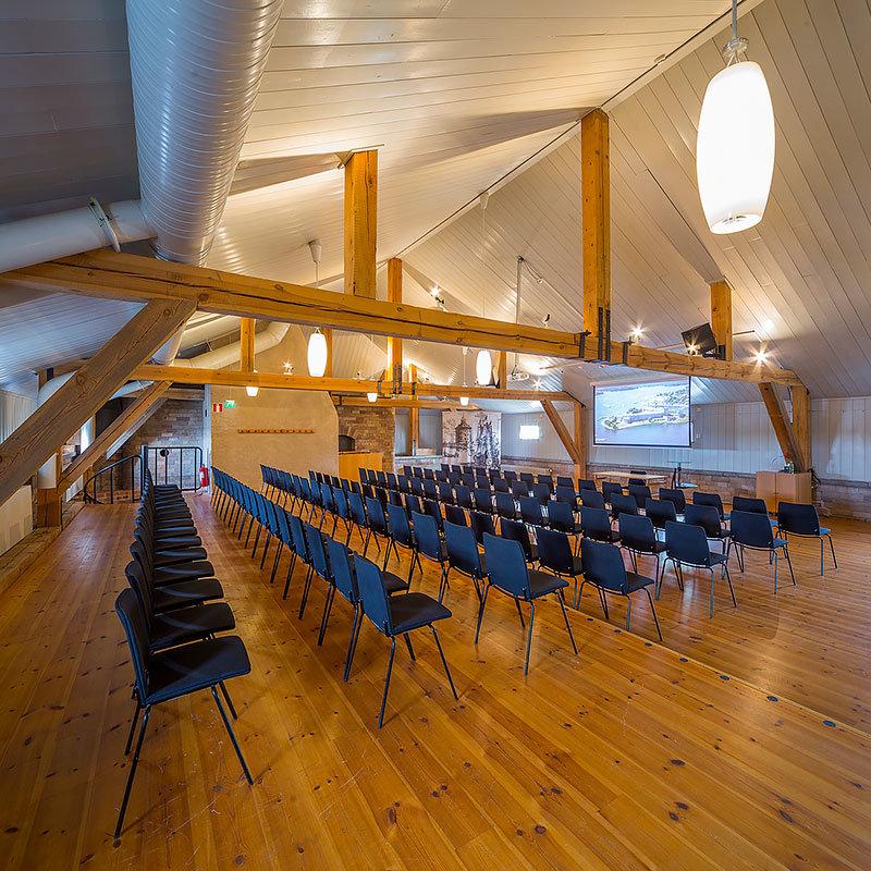 Konferenslokaler på Vaxholms Kastell