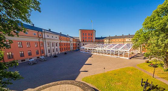 Event på Borggården Kastellet