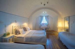 Soba över på Kastellet i Vaxholm