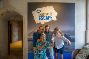 Escape Room på Kastellet