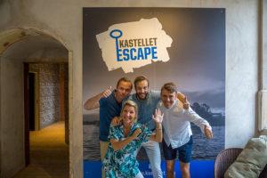 Escape Room på Kastellet